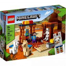 LEGO Minecraft - 21167 - kereskedelmi állomás - 49118