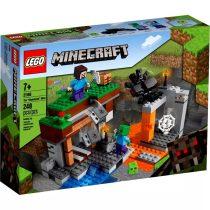 LEGO Minecraft - 21166 - Az elhagyatott bánya - 49119