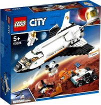 LEGO City Space Port - Marskutató űrsikló - 49328