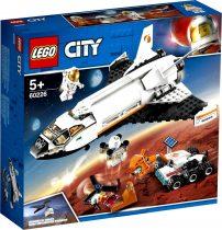 LEGO City Space Port - Marskutató űrsikló - 49328