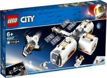 LEGO City Space Port - Hold űrállomás - 49329