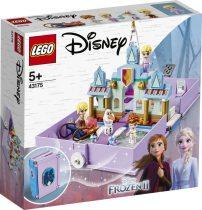 LEGO 43175 - Anna és Elza mesekönyve - 49409