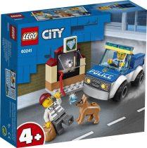 LEGO 60241 - Kutyás rendőri egység - 49414