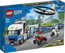 LEGO 60244 - Rendőrségi helikopteres szállítás - 49417