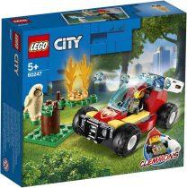 LEGO 60247 - Erdőtűz - 49419