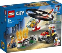 LEGO 60248 Sürgősségi tűzoltó helikopter - 49420