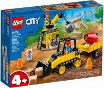 LEGO City 60252 Nagyszerű járművek Építőipari buldózer - 49423