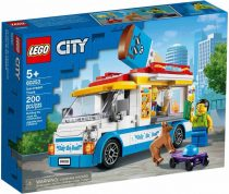 LEGO City 60253 Nagyszerű járművek Fagylaltos kocsi - 49424
