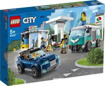 LEGO City 60257 Nitro Wheels Benzinkút - 49428