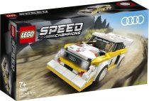 LEGO 76897 SPEED CHAMPIONS 1985 Audi Sport Quattro S1 - 49455