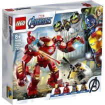 LEGO - 76164 - Super Heroes - Vasember Hulkbuster az A.I.M. ügynökök ellen - 49474