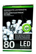 LED karácsonyi égők - 80 égős - 58522