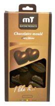 Csokoládéforma, szilikon - 70199