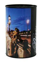 Fém persely - Párizs - 70537