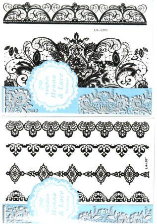 Matrica - tetoválós - 70597