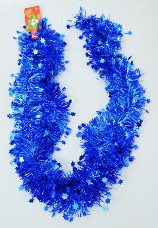 Boa csillagokkal - 2 méter - kék - 70801
