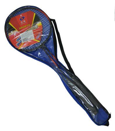 Tollaslabda ütő készlet, fém, tokban - 71014
