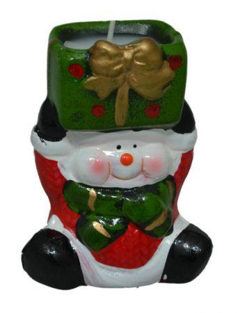 Karácsonyi mécsestartó - 71072