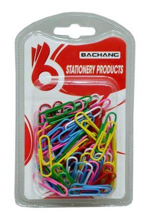 Gemkapocs, színes, 25mm, 80db - 71294