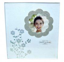 Fotóalbum - 10 x 15 cm - 120 képes - esküvői - 71317