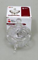 Cukortartó - üveg - dobozban - 71768