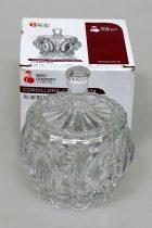 Cukortartó - üveg - dobozban - 71770