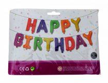 Lufi csomag - fólia - füzéres - születésnapos - 71783