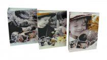 Fotóalbum - 10 x 15 cm - 100 képes - gyerekkor témájú - 71874