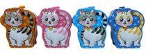 Persely - fém - lakatos - macskás - 71881