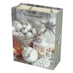 Papírtasak karácsonyi - 18 x 23 x 8 cm - 72032