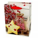 Papírtasak karácsonyi - 31 x 40 x 12 cm - 72041