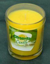 Illatgyertya, citronella - 80100