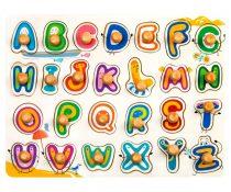 3D fa puzzle - bedugós betűk - 81002