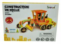 Robotime 3D fa puzzle - munkagép - 81005