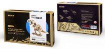 Robotime 3D interaktív fa puzzle - T-rex dínó - 81009