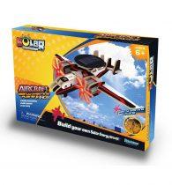 Robotime 3D fa puzzle - napelemes repülő - 81018