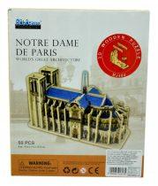 Robotime 3D fa puzzle - Notre Dame - 81027