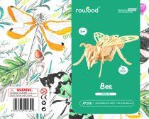 Robotime 3D fa puzzle állatos - Méhecske - 81042