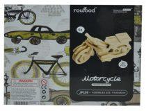 Robotime 3D fa puzzle motor - 81053