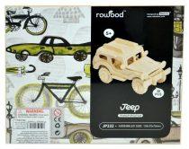 Robotime 3D fa puzzle jeep - 81056