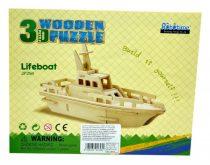 Robotime 3D fa puzzle yacht - 81061