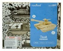 Robotime 3D fa puzzle tank - 81063