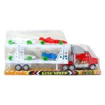 Kamion - versenyautó szállító - 82088