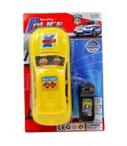 Autó - vezetékes - elemes - 82094