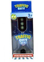 Közlekedési lámpa - elemes - 82143