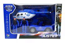 Police szett - dobozban - 82165